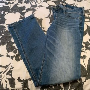 Hollister Women's Straight Leg Jeans